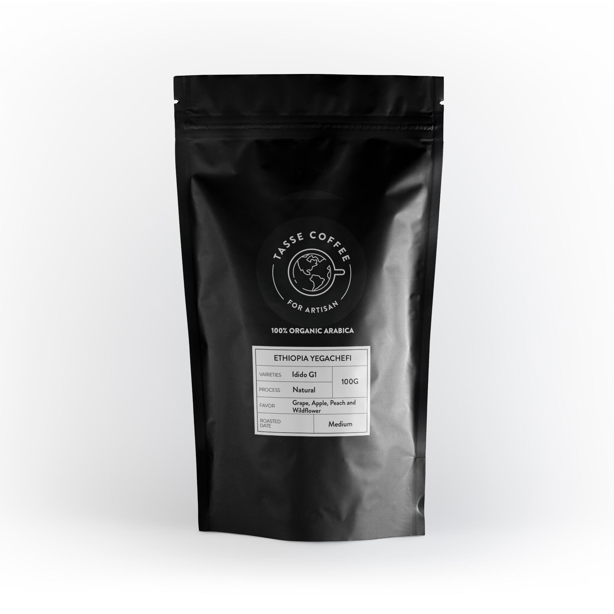 Tasse Coffee - Taiwan Roasted Specialty Coffee - Ethiopia Yirgacheffe