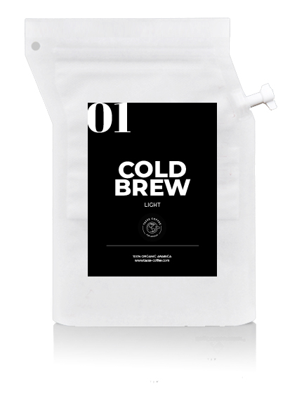 Tasse Coffee - ColdBrew Bag - 01 Light