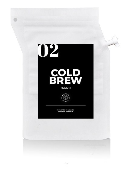 Tasse Coffee - ColdBrew Bag - 02 Medium