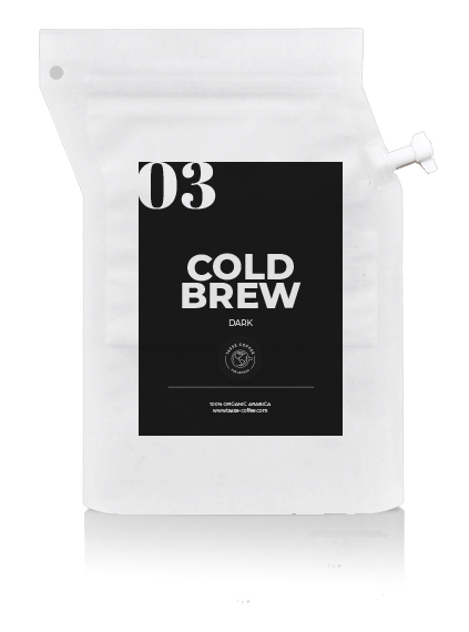 Tasse Coffee - ColdBrew Bag - 03 Dark