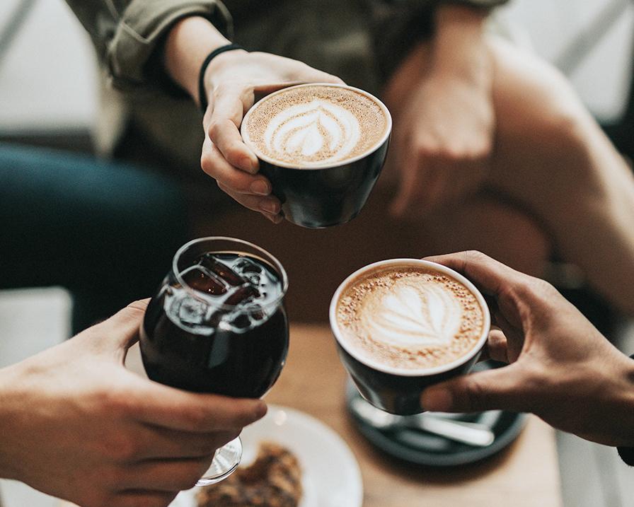 Partnership with worldwide coffee brand in japan Australia Taiwan Thailand