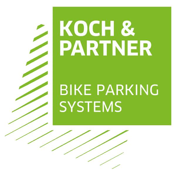Logo Koch & Partner, Bike Parking Systems AG