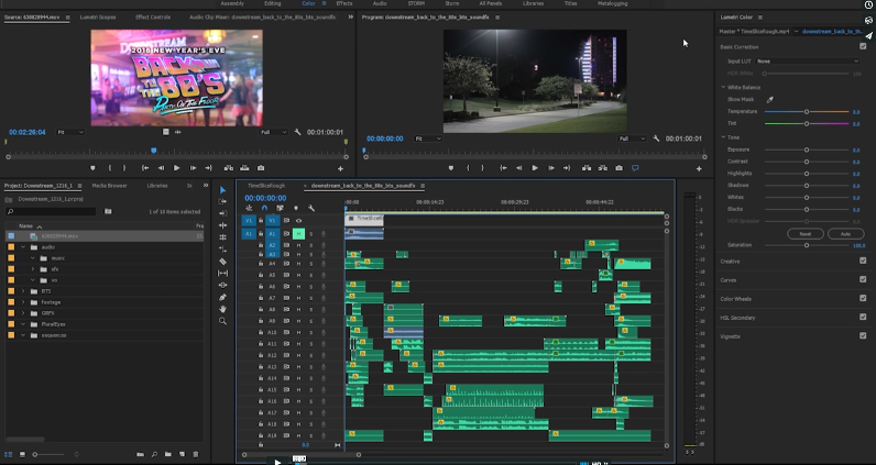 Audio & Video Production Behind the Scenes