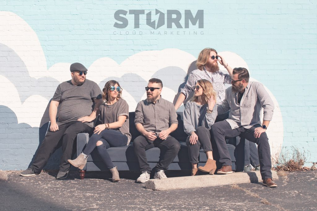 The birth of Storm Cloud Marketing