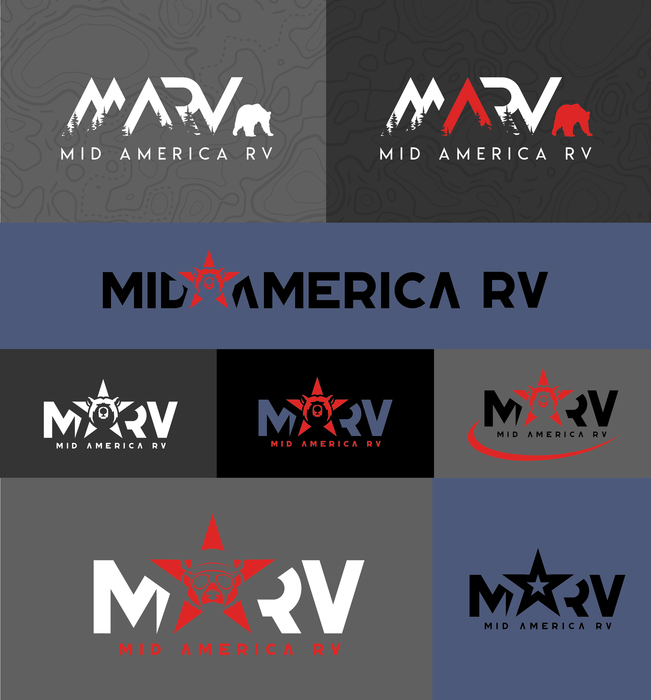 Branding the business of Mid America RV round 2