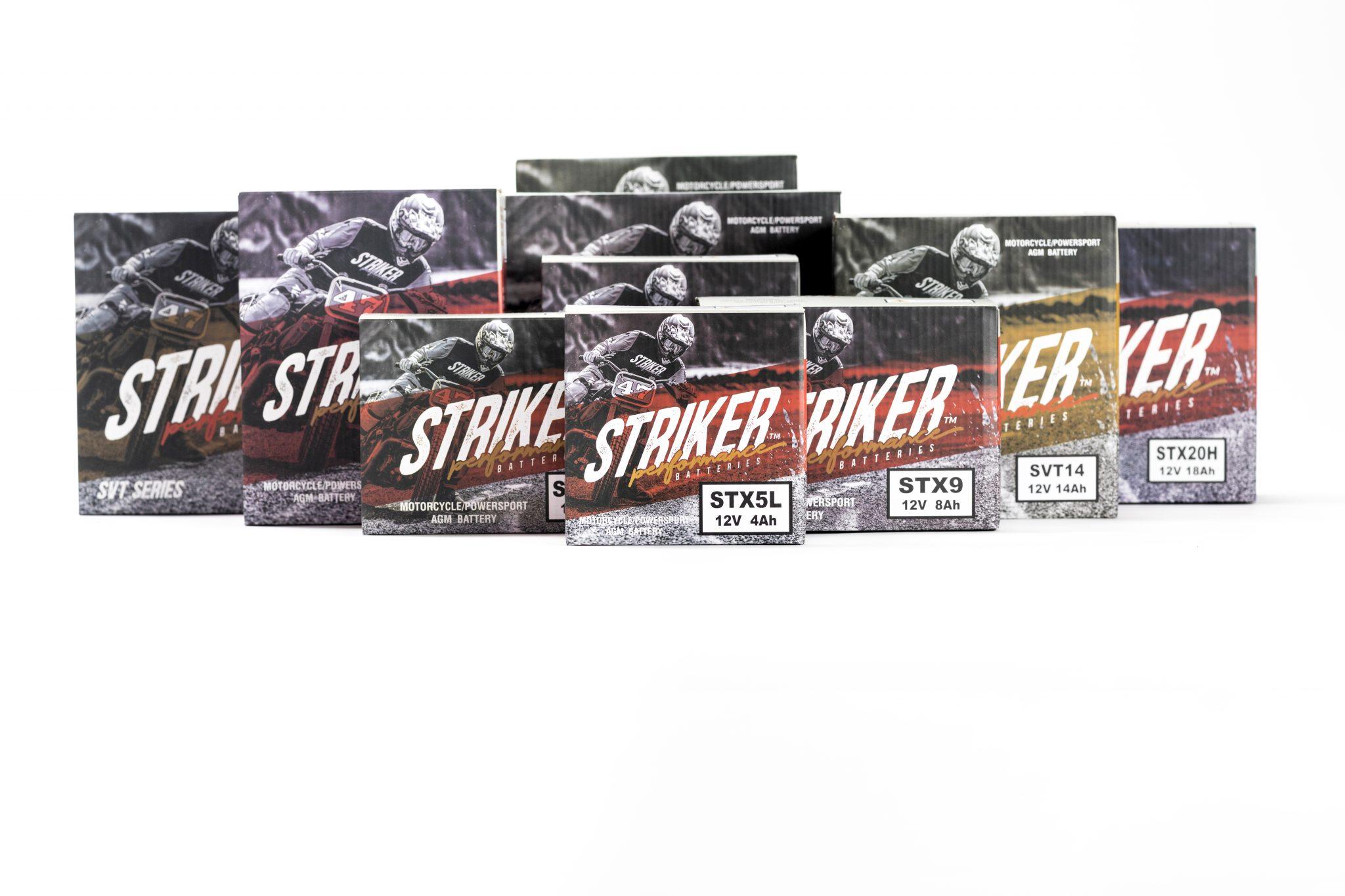 Striker Lithium Batteries Brand Development Joplin MO
