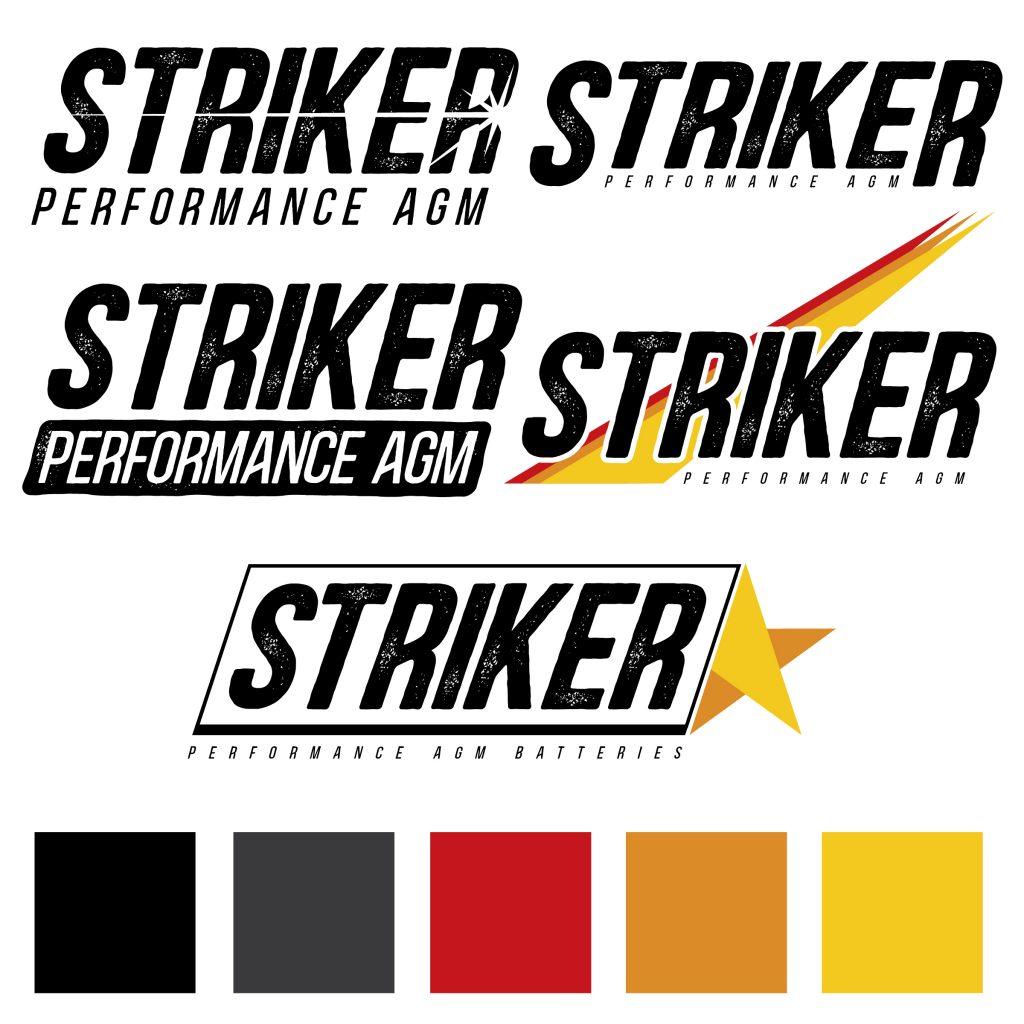 Striker Logos