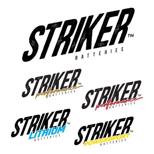 Striker All Logos
