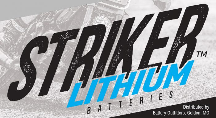 Battery Label Lithium
