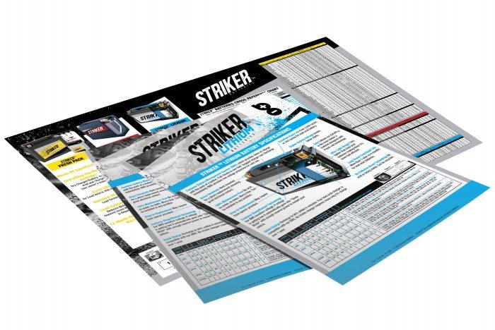 Striker Print Materials