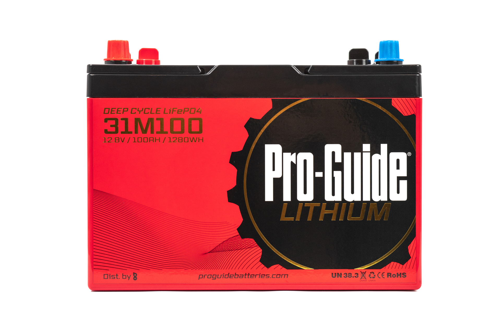 Pro Guide Lithium Batteries Commercial Photography