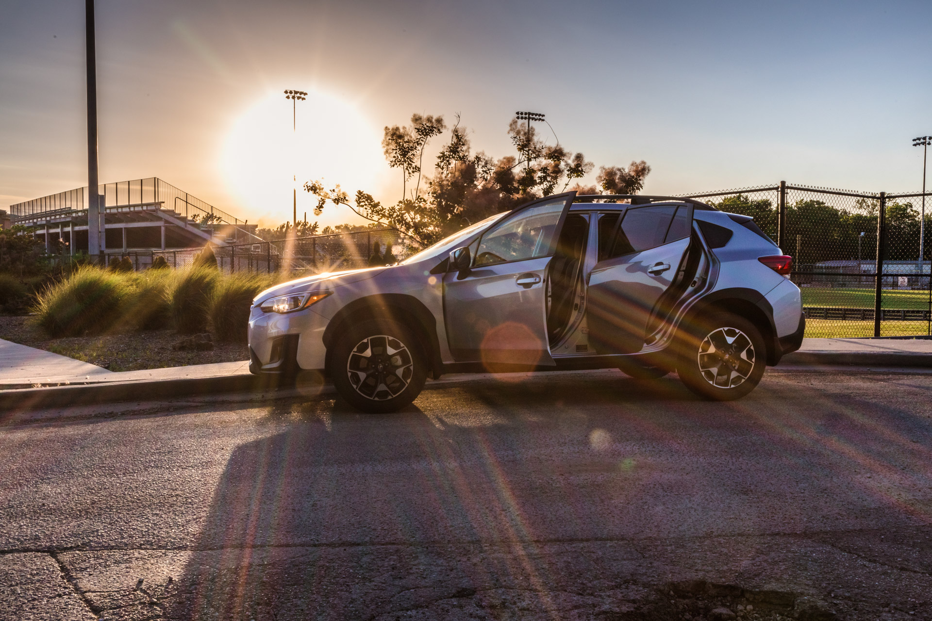 Fletcher Subaru Commercial Photography