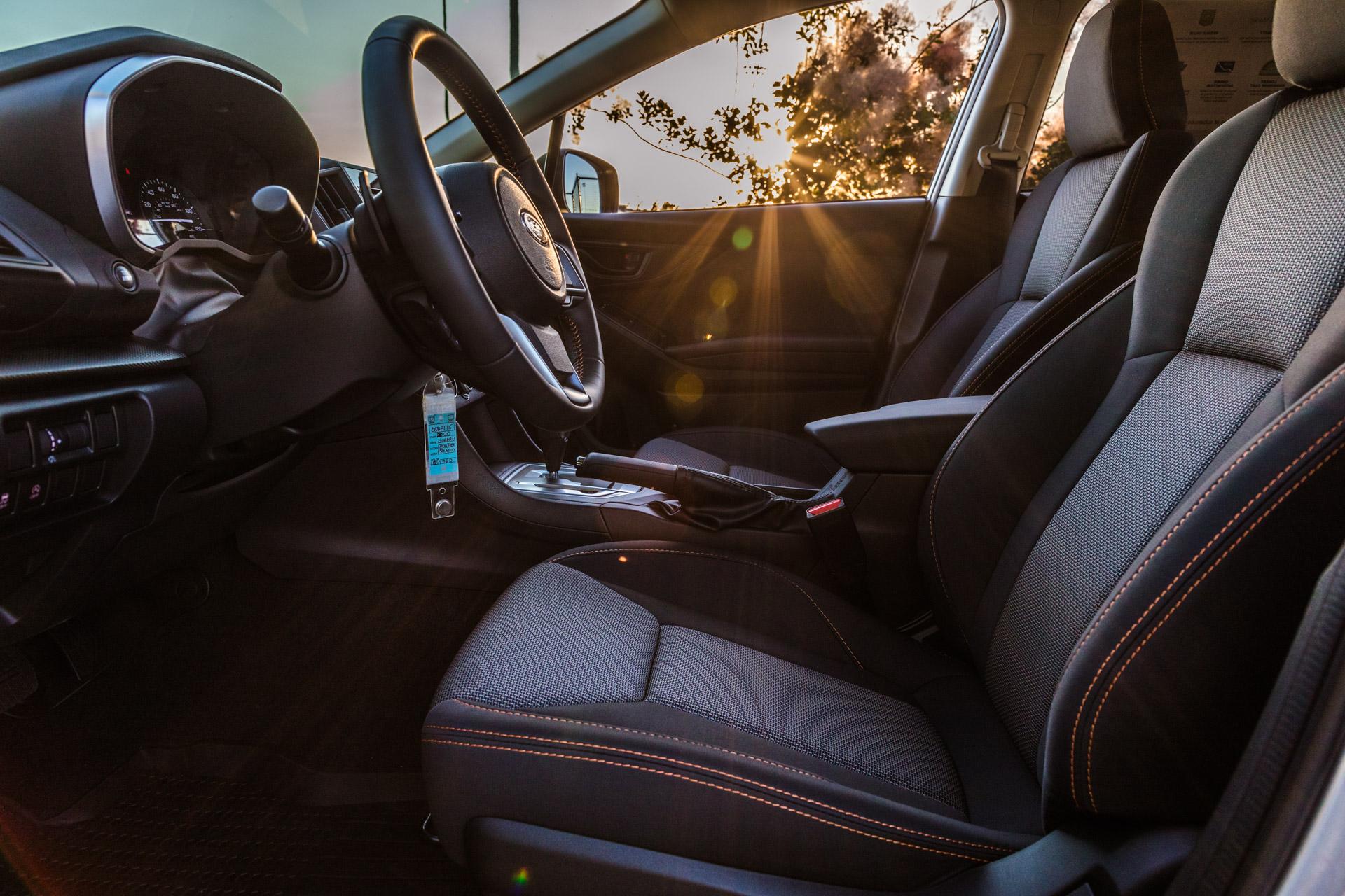 Fletcher Subaru Automotive Commercial Photography