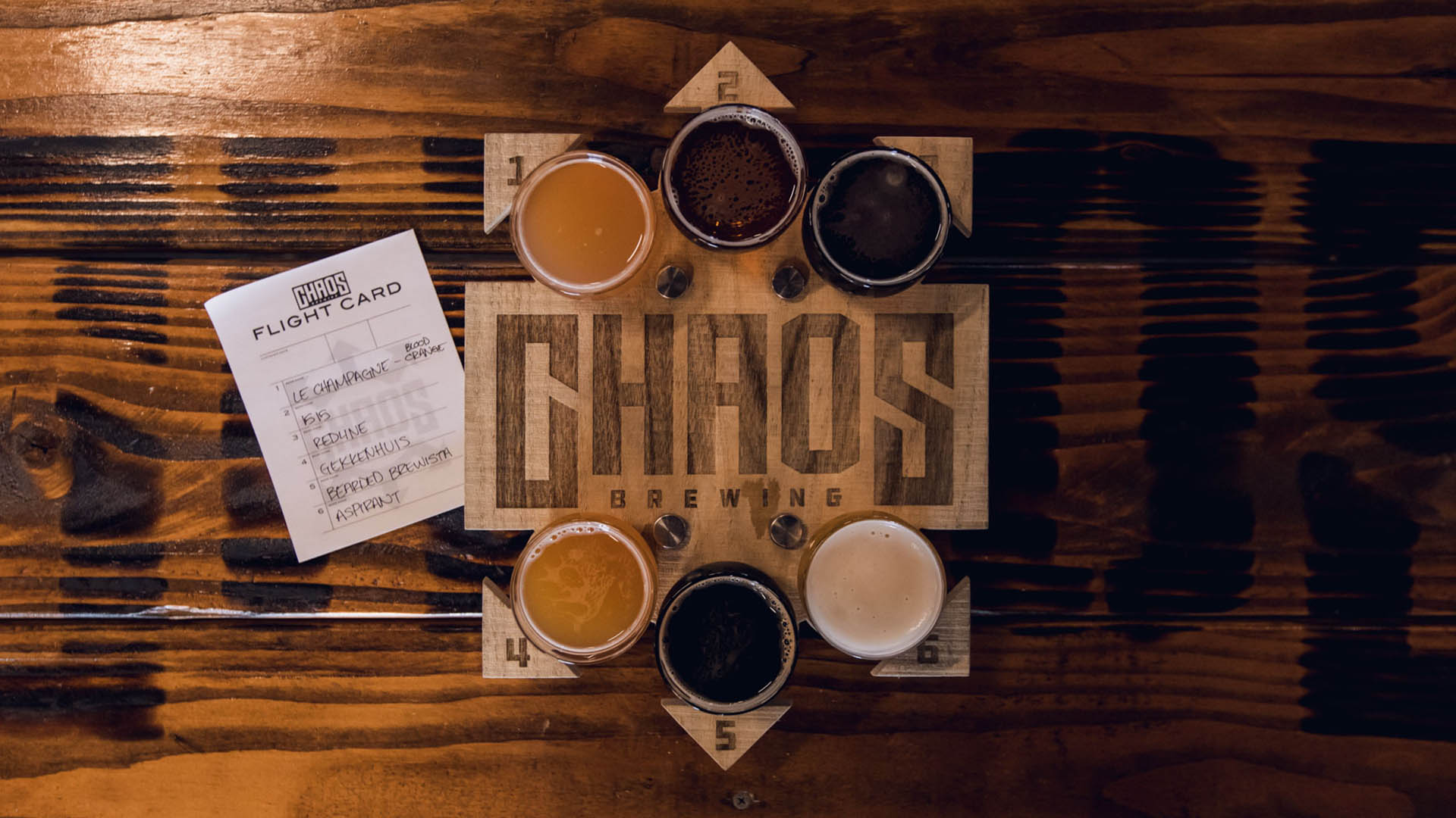 Chaos Brewing Company Commercial Photography Joplin Missouri