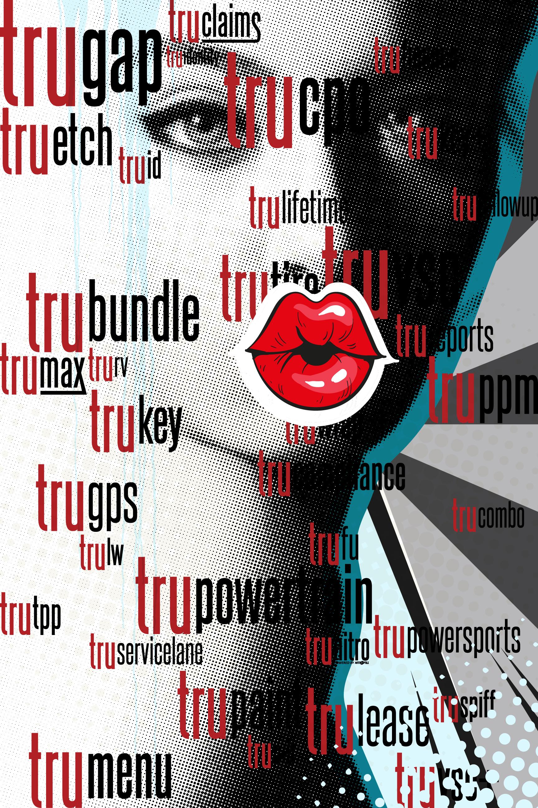 TruWarranty Office Art 01 Graphic Design