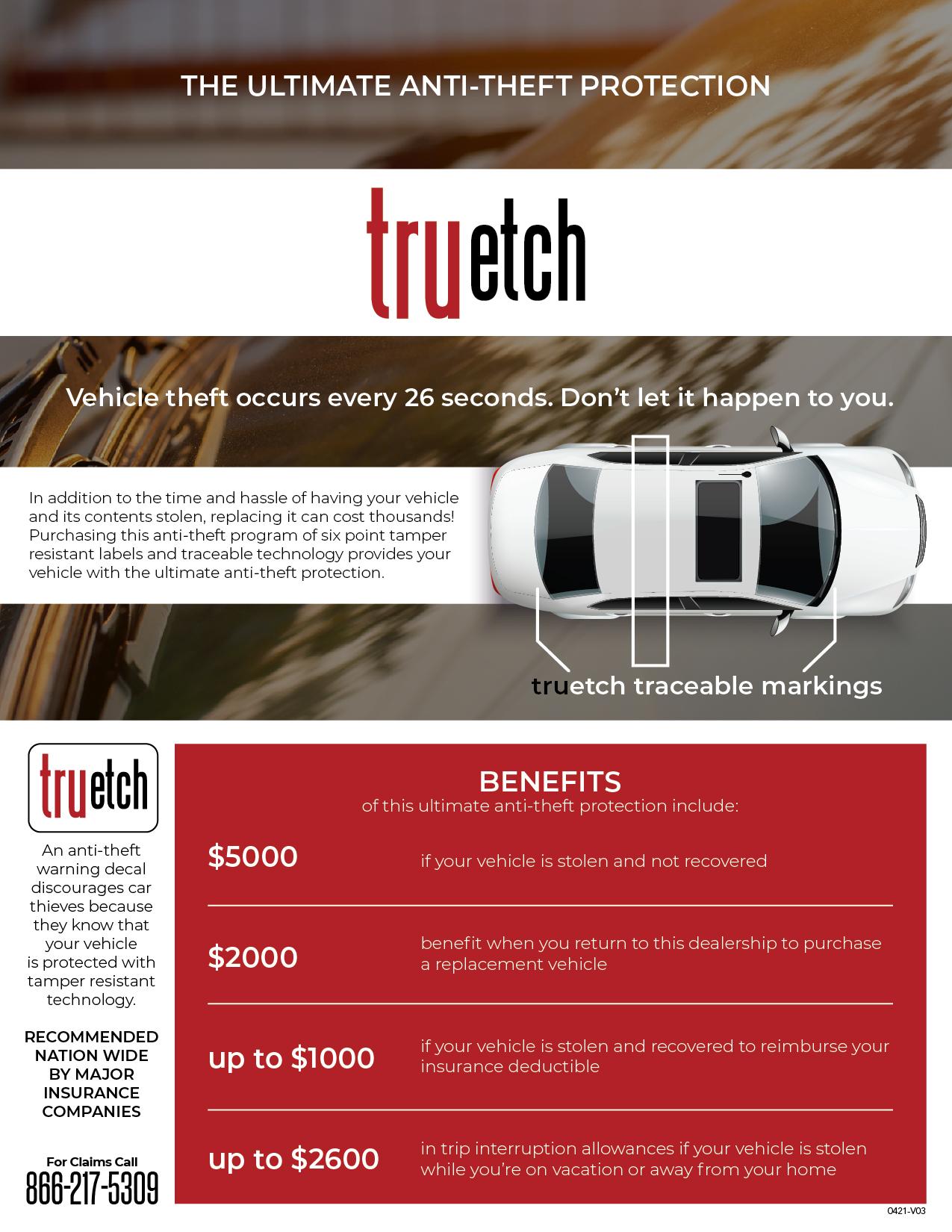TruEtch Flyer Graphic Design Joplin Mo