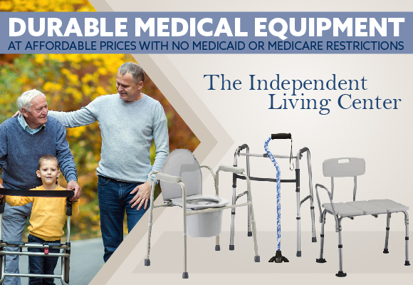 Durable Medical Equipment TILC Ad Digital Advertising