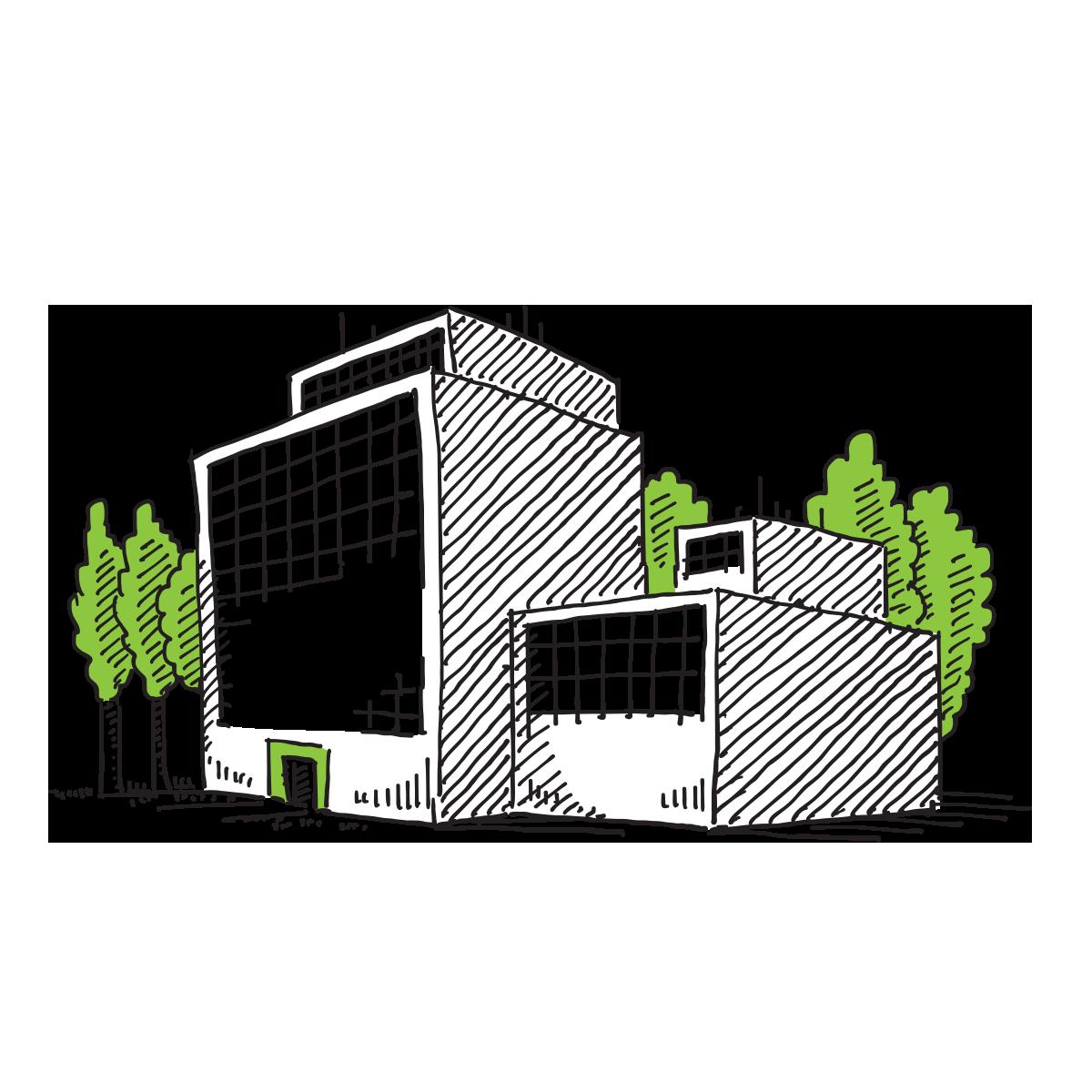 EHL Solicitors   building icon
