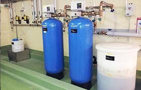 Wasserbehandlung von Solarline-Güttinger