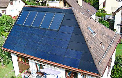 Schwimmbad Heizung von Solarline-Güttinger