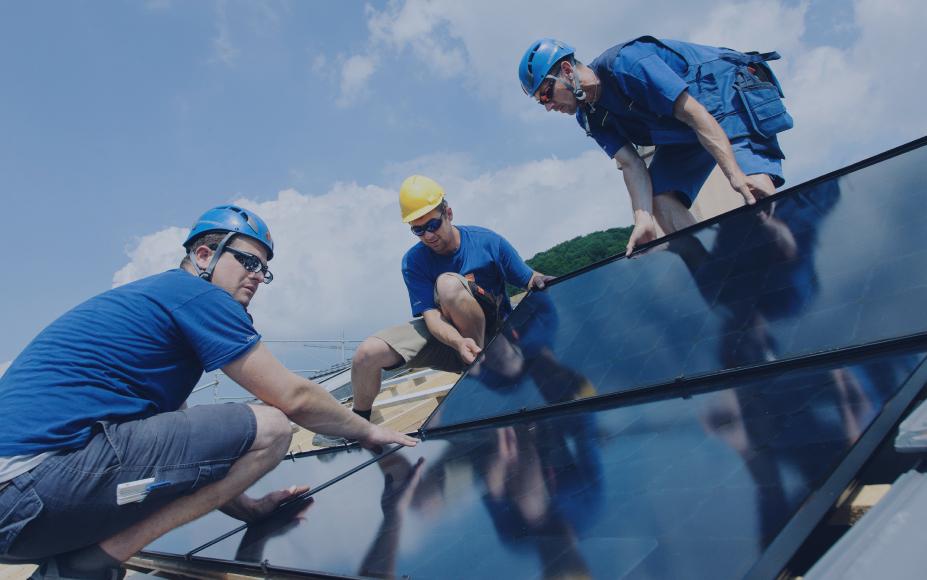 Solartechnik von Solarline-Güttinger