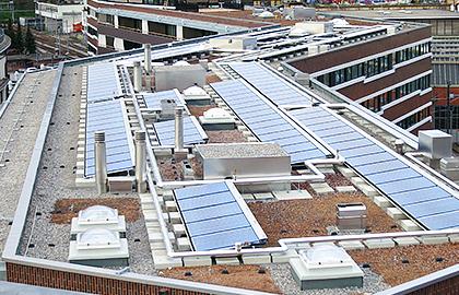 Röhrenkollektoren von Solarline-Güttinger