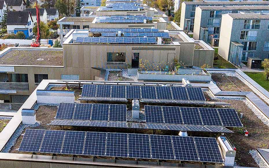 Ersatzneubau - Solarline-Güttinger
