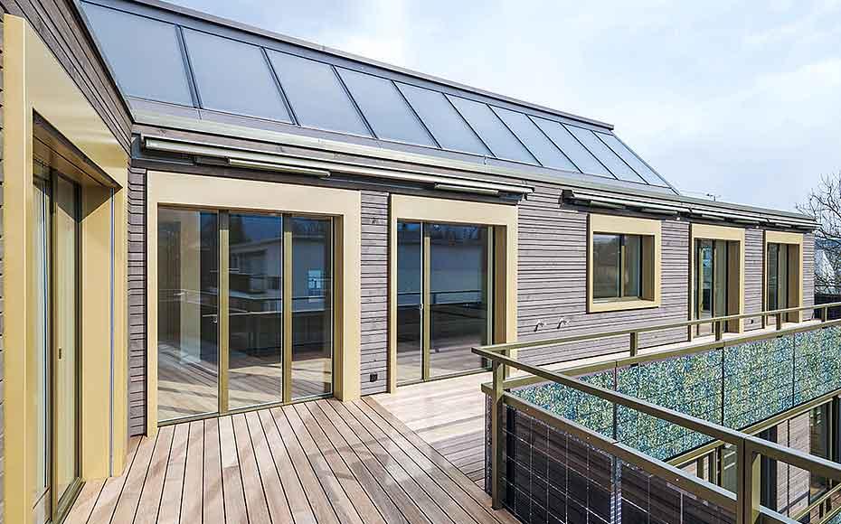 Thermische Solaranlage - Solarline-Güttinger