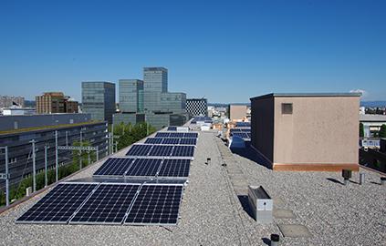 Photovoltaik von Solarline-Güttinger