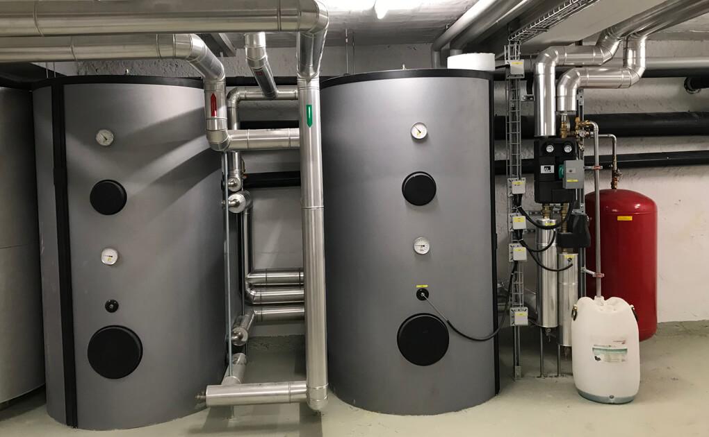 Wasserleitungen von Solarline-Güttinger