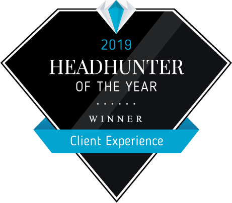 Headhunter of the year 2019 - Client Experience