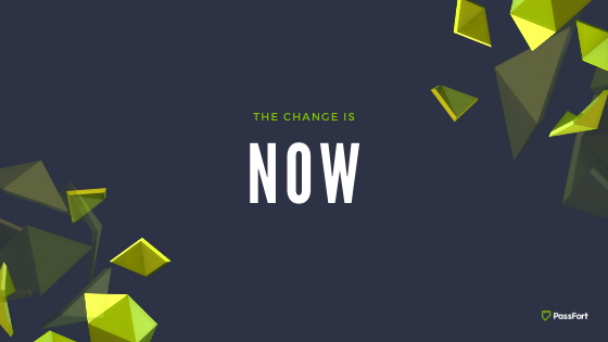 Digital transformation - the change is now
