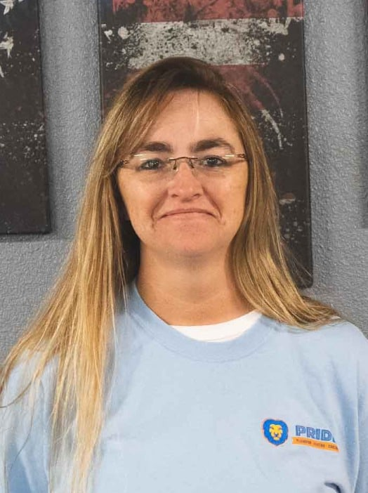 Pam Collins - General Manager of Pride Plumbing Heating And Cooling