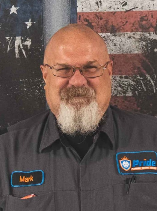 Mark Lasley - Installer at Pride Plumbing Heating And Cooling