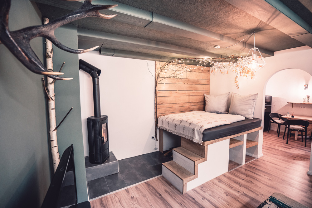 Fichtelrad Zimmer