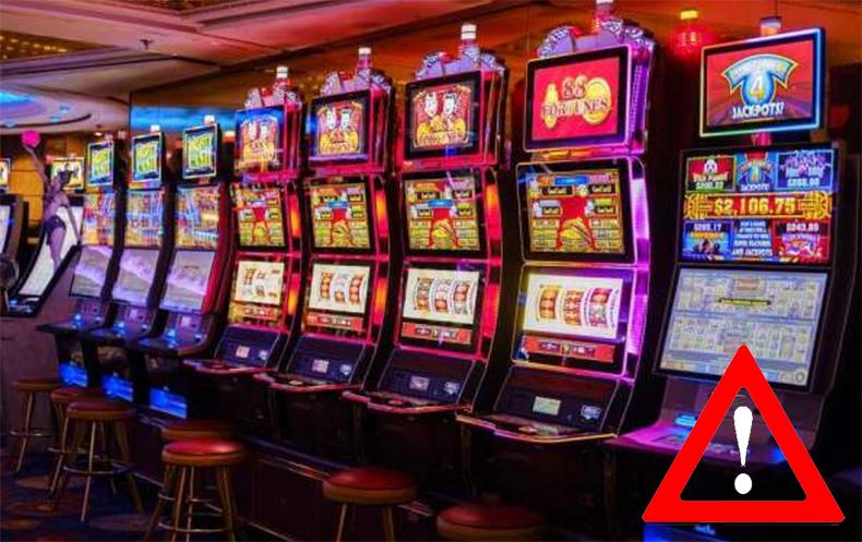 Casinos en ligne belgique sur liste noire