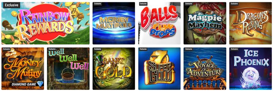 Les jeux de Ladbrokes Casino avis Gambadeur.be