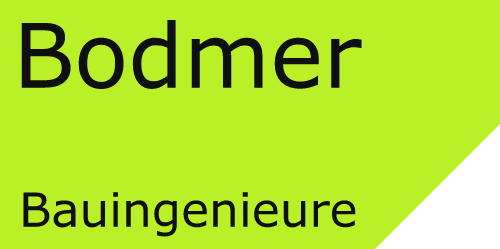 Logo der Bodmer Bauingenieure AG