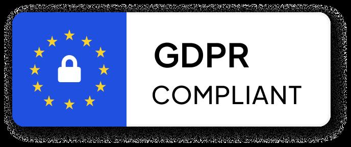 GDPR compliant badge zaycare