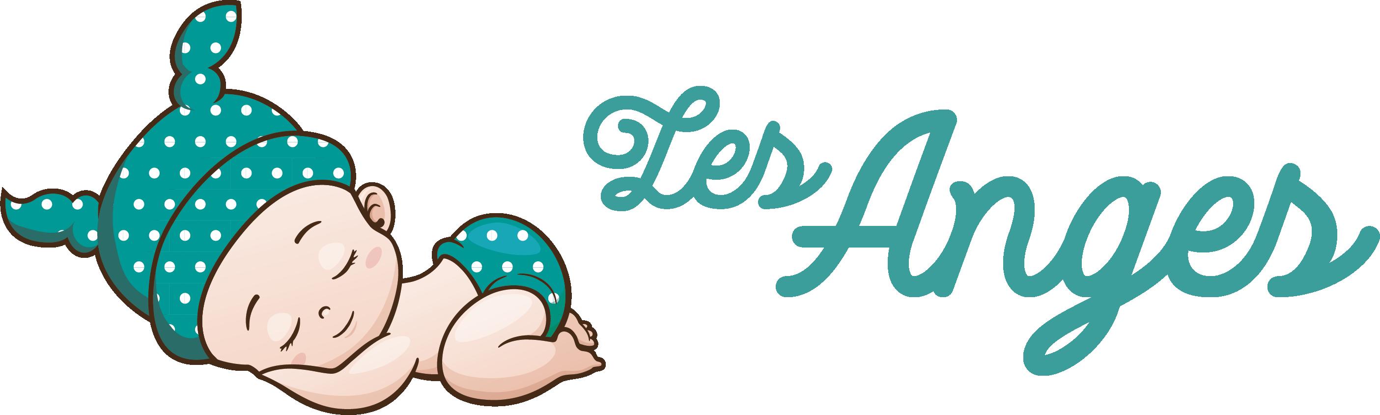logo micro crèche des anges