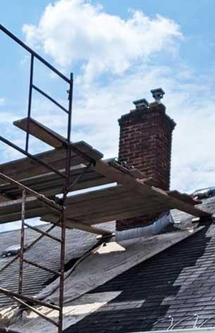 chimney repair Cleveland