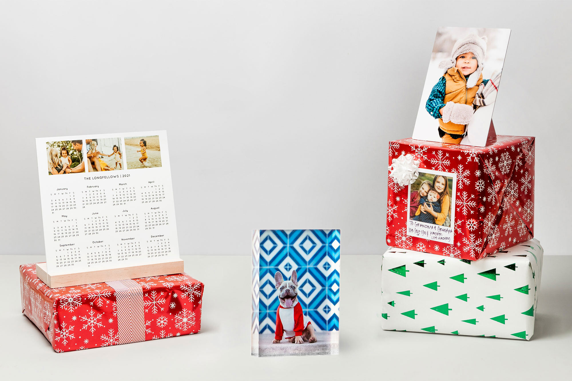 Check out our 6 client gift ideas that you can customize + order in minutes!