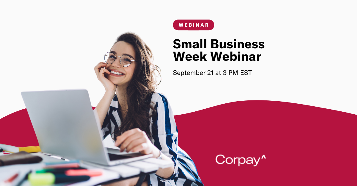 Small Business Week Webinar