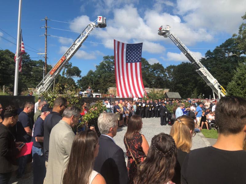 Memorial Honoring CO Larry Lamme