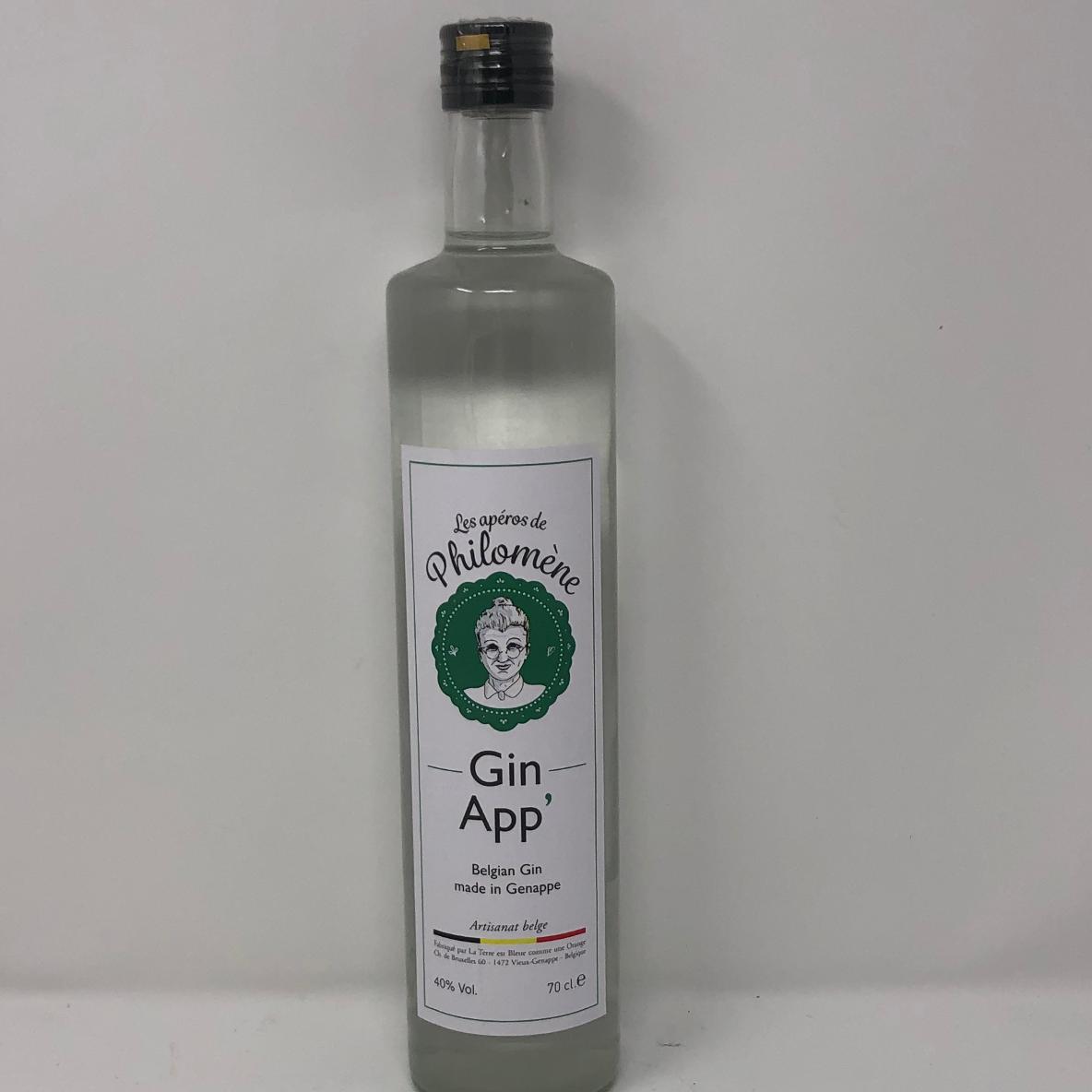 Gin App 70cl