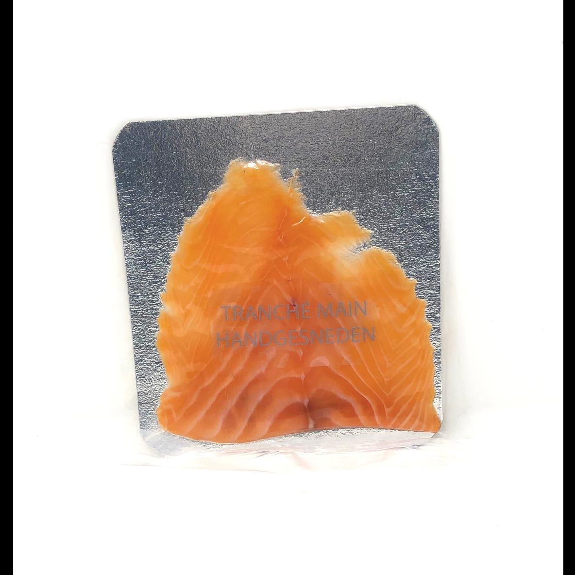 Saumon fumé tranché 2p  +/- 70 g