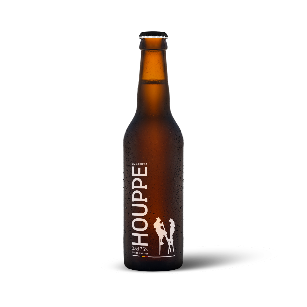 Houppe triple 33cl
