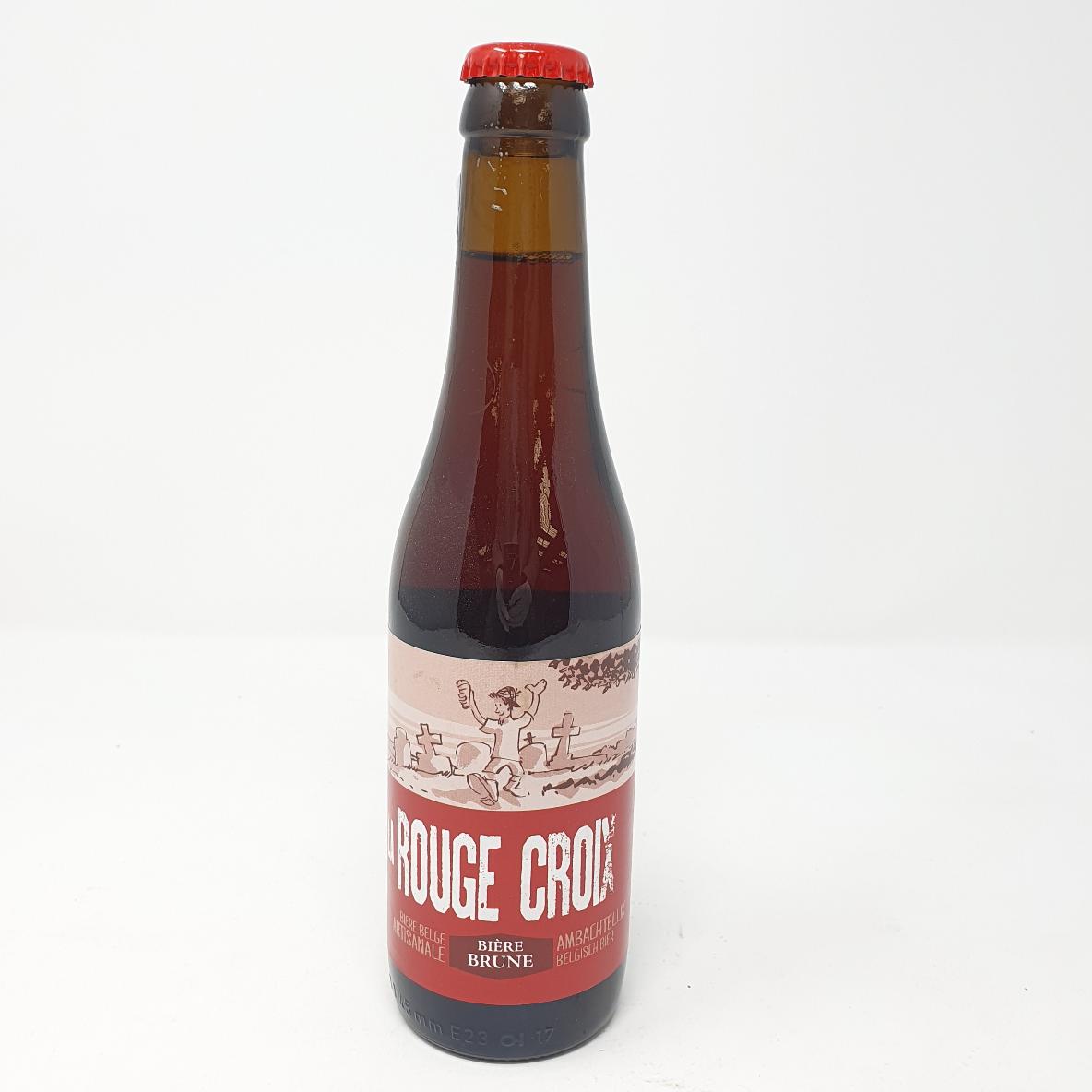 Rouge-Croix brune 33cl