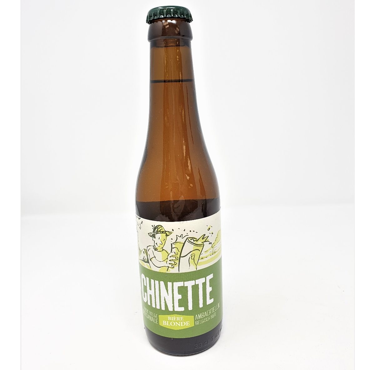 Chinette blonde 33cl
