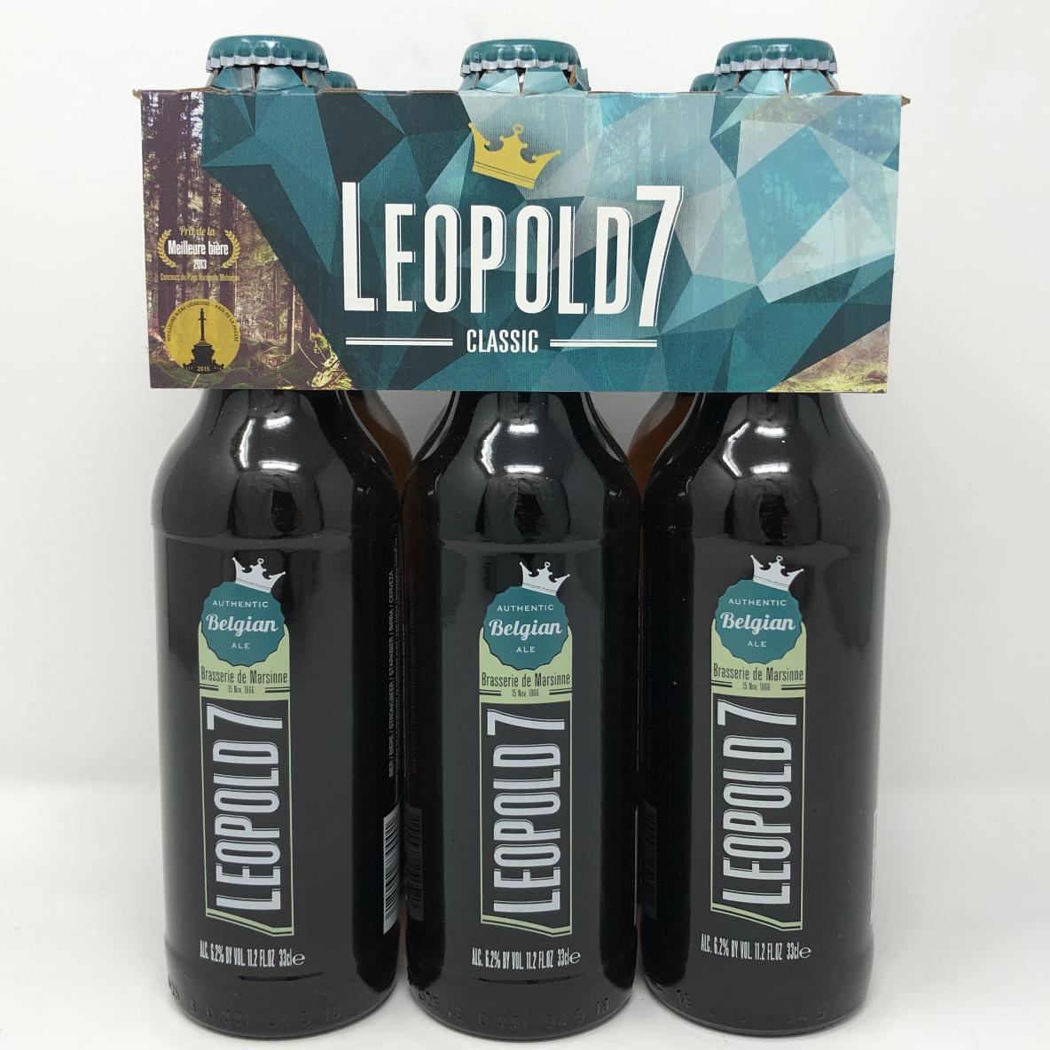Léopold 7 6X33 cl